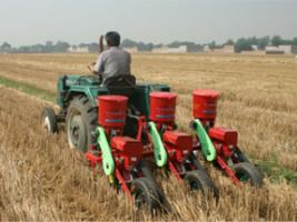 maize seeder machine