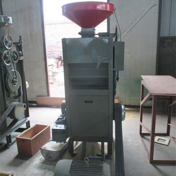 diesel rice milling machine
