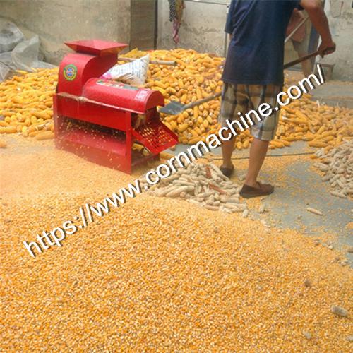 corn sheller price