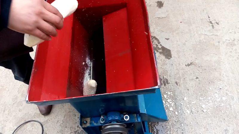 Cassava milling machine price