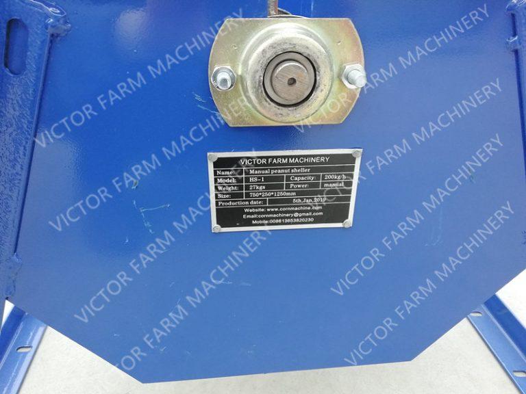 hand operated groundnut sheller machine